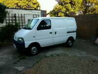 Suzuki carry 1.3 van 46000 miles