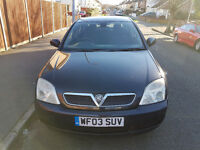 2003 Vauxhall Vectra Diesel Full Service History Drives Well