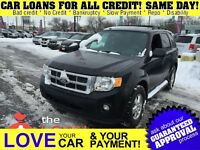 2012 Ford Escape XLT * AWD * POWER SEATS * SAT RADIO