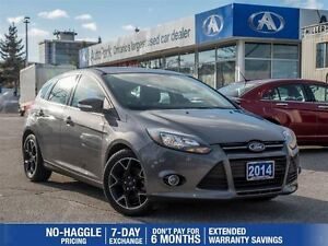 2014 Ford Focus SE | ALLOY WHEELS | APPEARANCE PKG