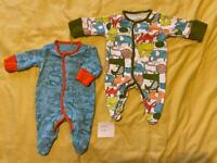Baby boy up to 3 months clothes bundle