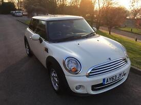 2013 Mini Hatch 1.6 Cooper (Sport Chilli Pack) 3dr*39k miles* Full Service History*