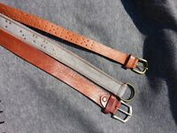 Ladies belt bundle size large (14 to 16) miss sixty and next