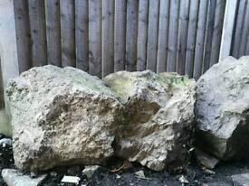 Feature rocks