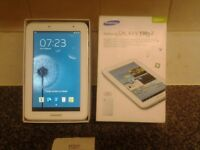 samsung tablet , Boxed