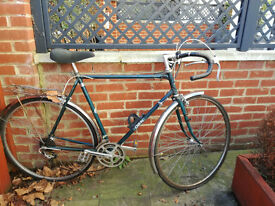 Dawes Fox, 10 gear, original bike.