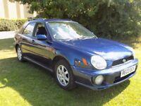 2003 SUBARU IMPEZA 2.0 GX AWD WAGON
