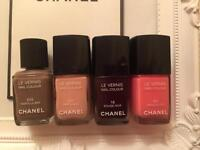 Chanel nail varnish authorities