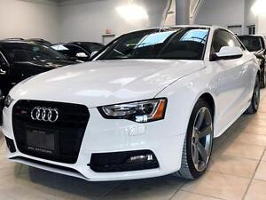 2014 Audi S5 3.0 Technik NAV | B&O | CAM | FULLY LOADED!