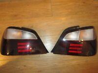 tinted impreza rear lights bugeye