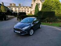Ford fiesta 1.25 Edge 28k facelifted to 2014