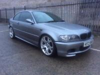 2004 BMW 320cd m-sport full years mot