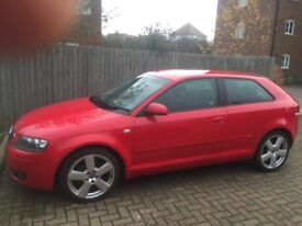 Audi A3 tdi sline rep spares or repairs