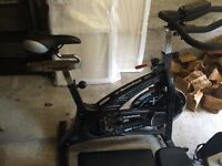 Nordic Trac gx 5.2 and Kettler Rowing Machine