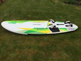 Fanatic shark 135ltr windsurf board