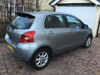 TOYOTA YARIS 1.3 VVTI SR TOP OF RANG KEY LES ENTRY.
