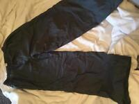Water proof trousers