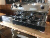 Fracino Romano 2 group coffee machine
