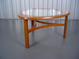 Retro Coffee Table Vintage Mid Century Furniture