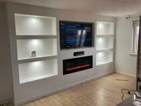 Joiner - tv feature wall specialist