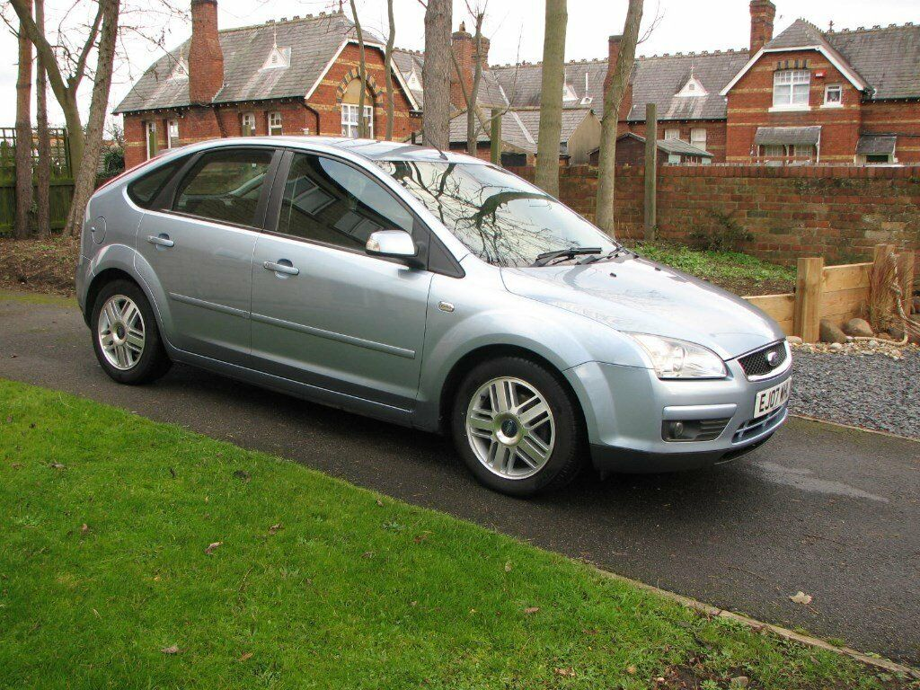 ford focus mk2 ghia 2007 in scarborough north. Black Bedroom Furniture Sets. Home Design Ideas