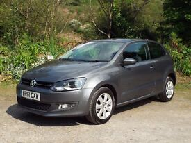 Volkswagen Polo 1.4 match. LOW MILES. FREE 6 MONTHS WARRANTY