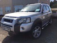 Land Rover Free Lander HSE 2004 1.8