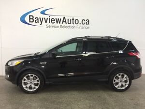 2013 Ford ESCAPE SE- ECOBOOST|4WD|KEYPAD ENTRY|HTD LTHR|REV CAM!