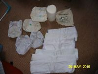 Nappies, potty and many more..