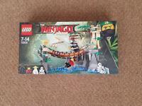 Lego 70608 The Ninjago Movie Master Falls - Brand New