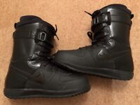 NIKE zoom force 1 snowboard boots 10.5uk