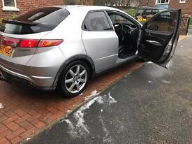 Honda Civic ex 2.2