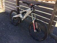 Orange 223 Downhill Mountain Bike