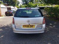 2009 Vauxhall Astra 1.3 CDTi 16v Club 5dr Manual @07445775115