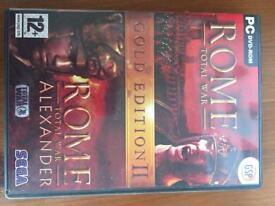 Rome Total War PC game