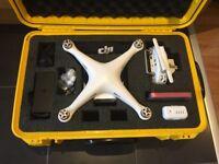 Phantom 3 Professional 4k Drone