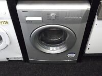 BEKO 8KG A+ USED WASHING MACHINE+FREE BH ONLY POSTCODES DELIV,INSTALL & GUARANTEE
