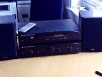 Cambridge Audio A1 Amp & CD5 Player