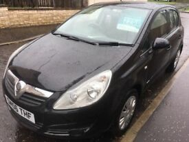 56 Vauxhall Corsa 1.2 club, 1 owner from new only 51k