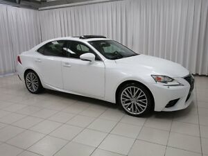 2015 Lexus IS 250 VALUE PRICED AND GREEN LIGHT CERTIFIED!! LOW K