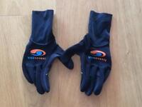 BlueSeventy Thermal swim gloves (New size L)