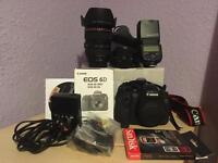 Canon 6D in new condition