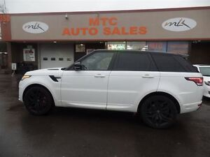 2015 Land Rover Range Rover Sport V8 Supercharged (AUTOBIOGRAPHY