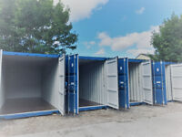 Secure Business Site SELF STORAGE Tradesman / Moving office / Documents