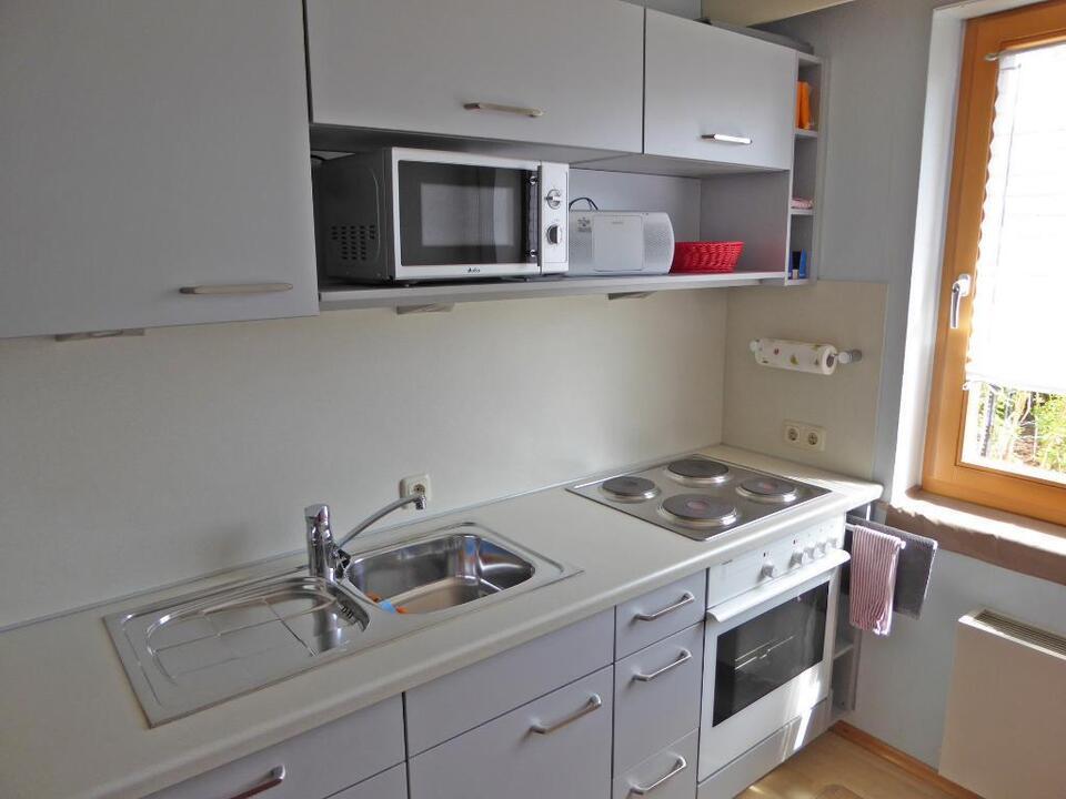 Zentrumnahes gepflegtes 2-Zi-Appartement für 2-3 Pers in Würzburg in Würzburg