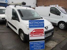 Peugeot Partner 1.6 HDi 2010 NO-VAT