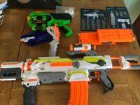 NERF Gun Package – N-Strike Modulus ECS-10