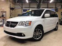 2014 Dodge Grand Caravan SXT.30 IEME ANNIVERSAIRE.CUIR.STOW & GO