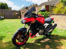 RARE CAGIVA SUPER V-RAPTOR 1000cc V_TWIN VERY CLEAN/ ONLY 3 IN THE UK / SWOP / PX HARLEY