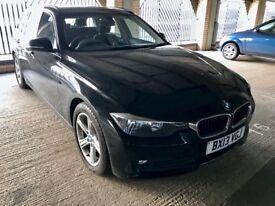 BMW 320d, Automatic 8 gears, Sat-Nav, Touring, (124 g/km, 184 bhp), Black Edition